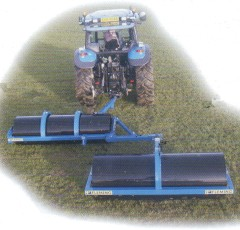 Agricultural field rollers for sale