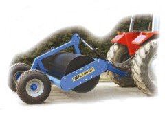 Hydraulic lift agricultural field rollers for sale