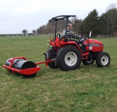 Paddock and field rollers for sale from Paul Helps